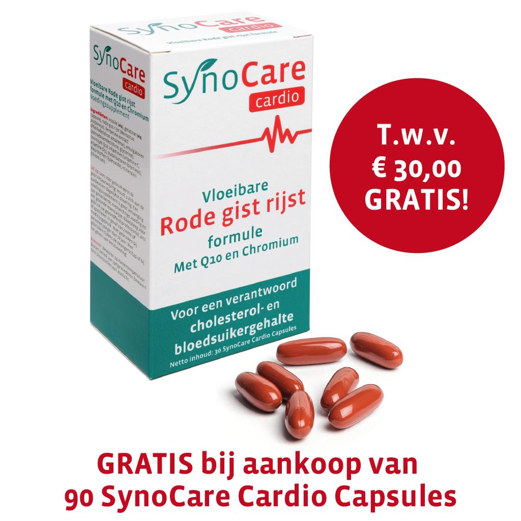 30 SynoCare Cardio Capsules