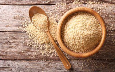 Lekker én gezond: couscous met tofu, groenten en noten