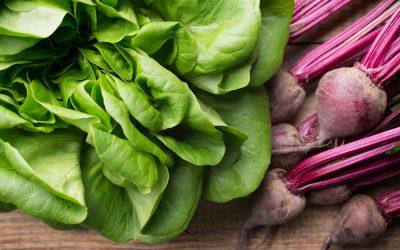 Nitraatrijke groenten zijn goed voor het hart
